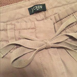 JCREW cotton pants
